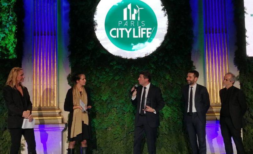 "Nice Côte d'Azur metropolis wins the ""Smart City Grand Prix of the Year"" award"